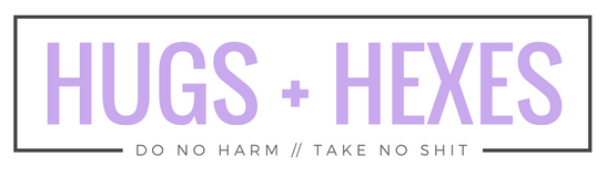 Hugs + Hexes